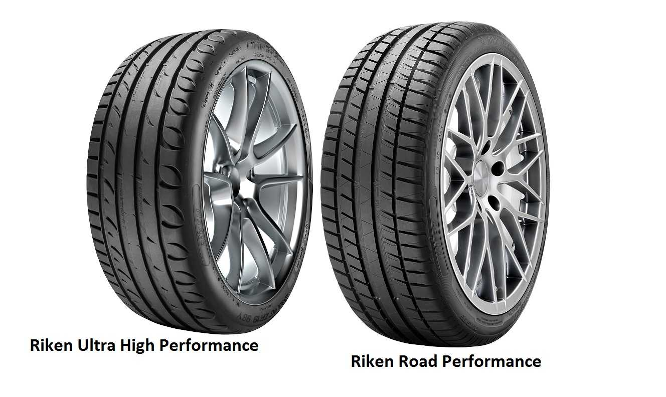 Riken Road Performance i Riken Ultra High Performance