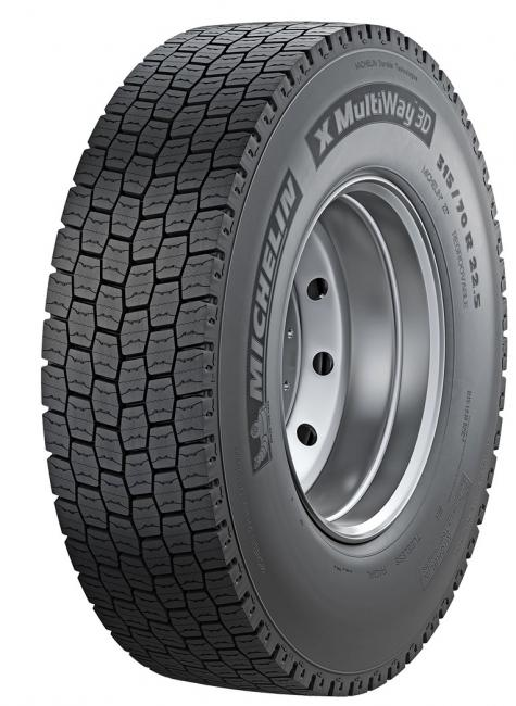 315/80 R22.5 MULTYWAY 3D XDE 156/150L 3PSF, Stari DOT